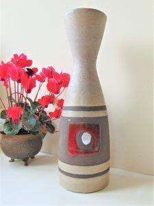 carstens tonniesfhof, west german pottery, mid century modern, mid century modern design, german pottery, mid century ceramics,